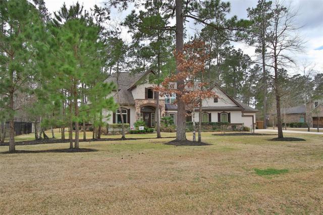 5016 Ossineke Court, Spring, TX 77386 (MLS #76250289) :: Fanticular Real Estate, LLC