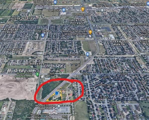 0 Trenton Road, Mcallen, TX 78504 (MLS #76255791) :: The Property Guys
