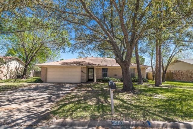3503 Green Oaks Drive, Bryan, TX 77802 (MLS #76258325) :: Texas Home Shop Realty