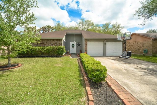 122 Meadow Bend Street, League City, TX 77573 (MLS #76259746) :: Texas Home Shop Realty