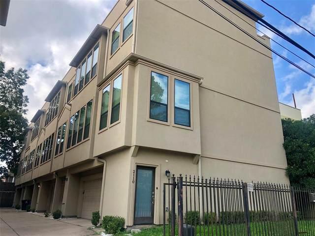 2110 Holman Street, Houston, TX 77004 (MLS #76264460) :: Texas Home Shop Realty