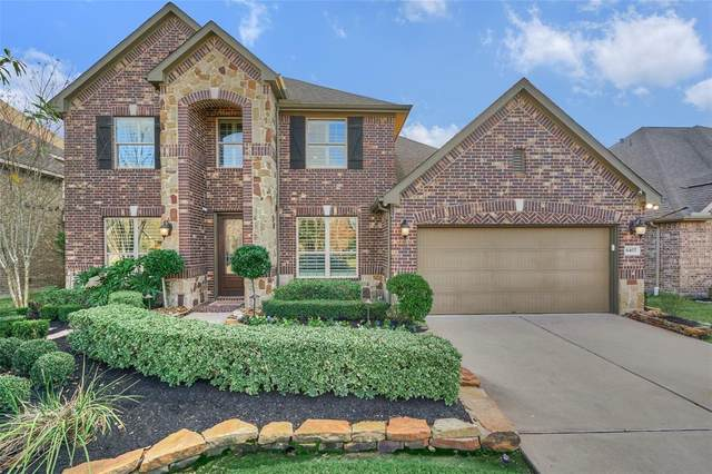 6407 Pinewood Heights Drive, Spring, TX 77389 (MLS #76265430) :: The Property Guys