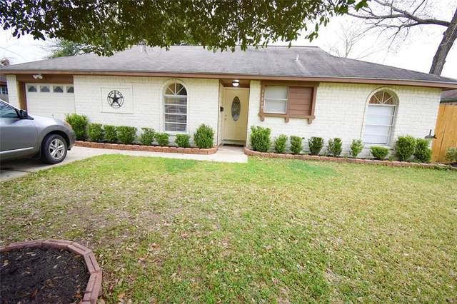 11919 Wessex Drive, Houston, TX 77089 (MLS #76280769) :: The Jill Smith Team