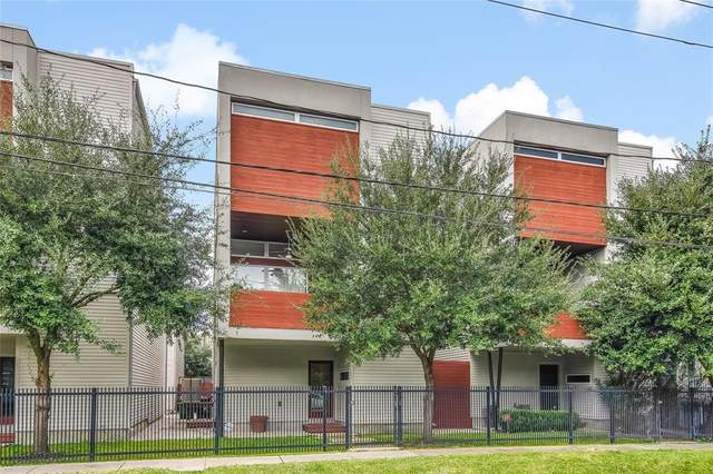 1709 Beall Street, Houston, TX 77008 (MLS #76283124) :: The SOLD by George Team