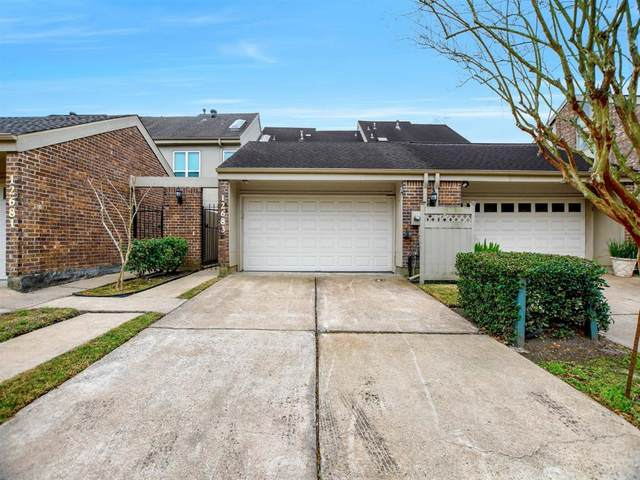 12683 Briar Patch Road, Houston, TX 77077 (MLS #76286338) :: Rachel Lee Realtor