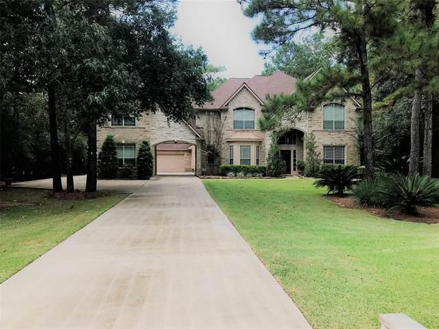 10343 Clubhouse Circle, Magnolia, TX 77354 (MLS #76287376) :: Michele Harmon Team
