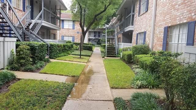 2350 Bering Drive #15, Houston, TX 77057 (MLS #76289106) :: Michele Harmon Team