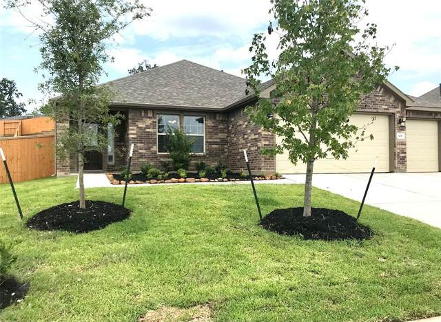 305 Nettle Tree Court, Conroe, TX 77304 (MLS #76289979) :: The Bly Team