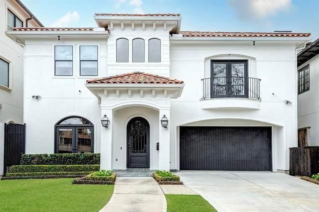 2406 Westgate Drive, Houston, TX 77019 (#76299109) :: ORO Realty