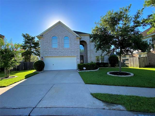 19014 Rocky Briar Court, Tomball, TX 77377 (MLS #76308930) :: The SOLD by George Team