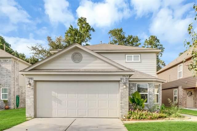 9969 Kingfisher Drive, Conroe, TX 77385 (MLS #76327770) :: Giorgi Real Estate Group