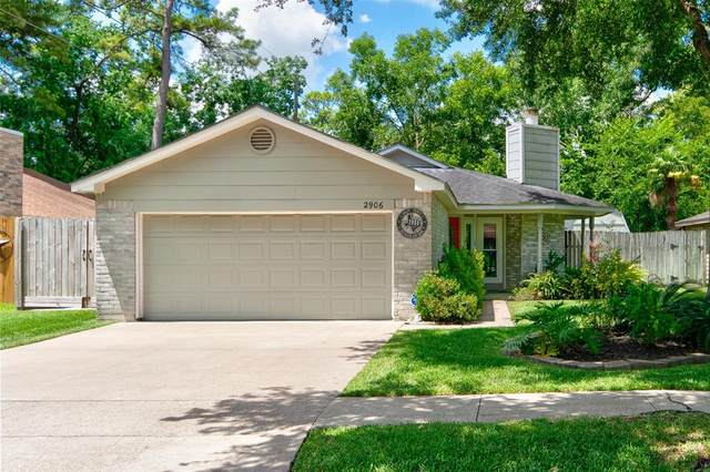 2906 Sandpiper Street, Humble, TX 77396 (MLS #76328547) :: The SOLD by George Team