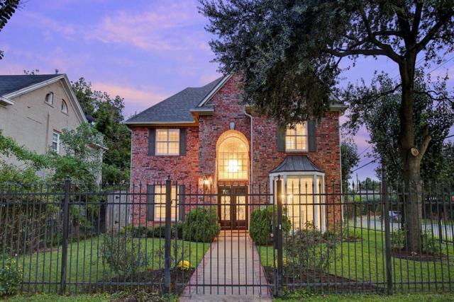 419 W Alabama Street, Houston, TX 77006 (MLS #76330724) :: Glenn Allen Properties