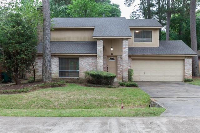6 N Waxberry Road, The Woodlands, TX 77381 (MLS #76343309) :: Texas Home Shop Realty