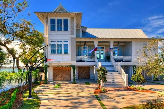 1509 Bayou Shore Drive, Galveston, TX 77551 (MLS #76347586) :: My BCS Home Real Estate Group