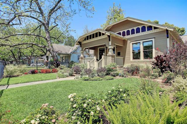 705 E 13th 1/2 Street, Houston, TX 77008 (MLS #76353201) :: The Home Branch