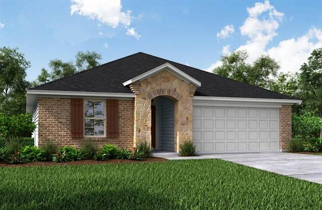7523 Water Glen Lane, Manvel, TX 77578 (MLS #76356889) :: The Heyl Group at Keller Williams