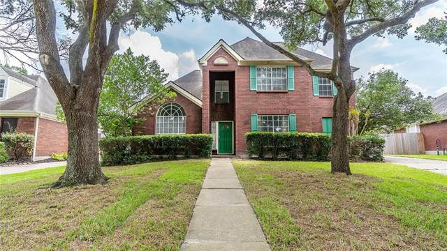 14719 Forest Trails Drive, Houston, TX 77095 (#76365011) :: ORO Realty
