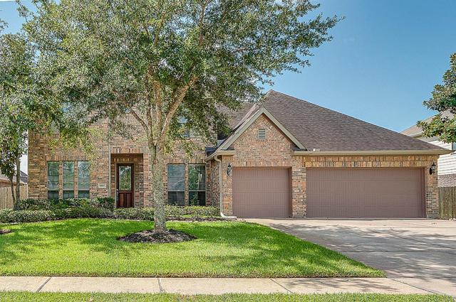 6127 Bradford Lane, League City, TX 77573 (MLS #76365444) :: Texas Home Shop Realty