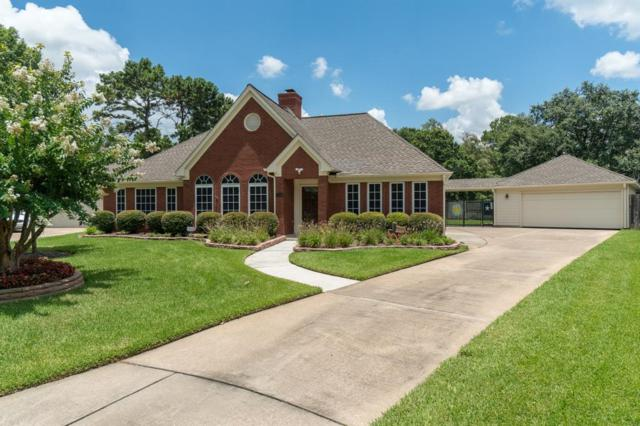 7410 Knoll Cliff Court, Houston, TX 77095 (MLS #76366108) :: Texas Home Shop Realty