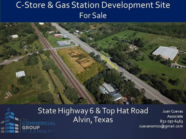 0 6 Highway, Hitchcock, TX 77511 (MLS #76371290) :: Michele Harmon Team