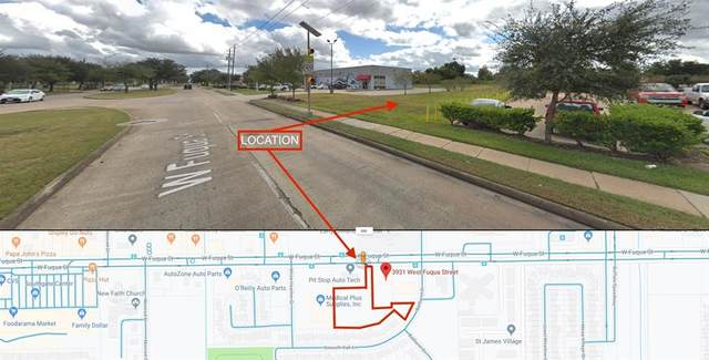 3931 W Fuqua Street, Houston, TX 77045 (MLS #76378985) :: My BCS Home Real Estate Group
