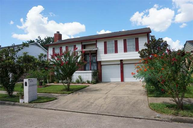 12210 Cliffgate Drive, Houston, TX 77072 (MLS #76384487) :: All Cities USA Realty