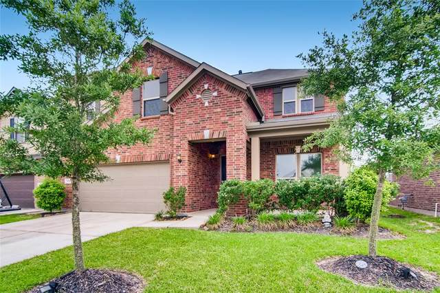 15518 Amber Manor Lane, Houston, TX 77044 (MLS #76390320) :: The SOLD by George Team