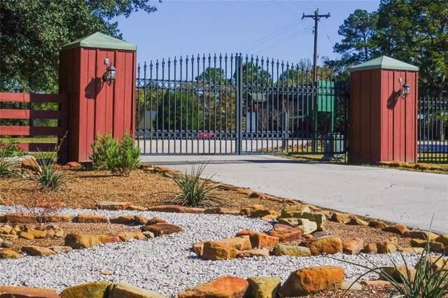 12 Hillsborough Drive, Huntsville, TX 77340 (MLS #76399516) :: The Parodi Team at Realty Associates