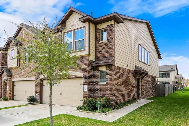 3418 Harvest Meadow Lane, Rosenberg, TX 77471 (MLS #76413469) :: The SOLD by George Team