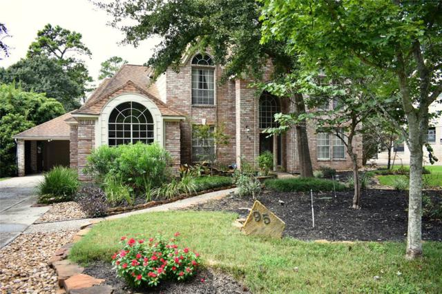95 Tree Crest Circle, The Woodlands, TX 77381 (MLS #76416332) :: Magnolia Realty