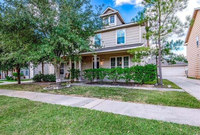 16722 Libson Falls Drive, Houston, TX 77095 (MLS #76419260) :: The Andrea Curran Team powered by Compass
