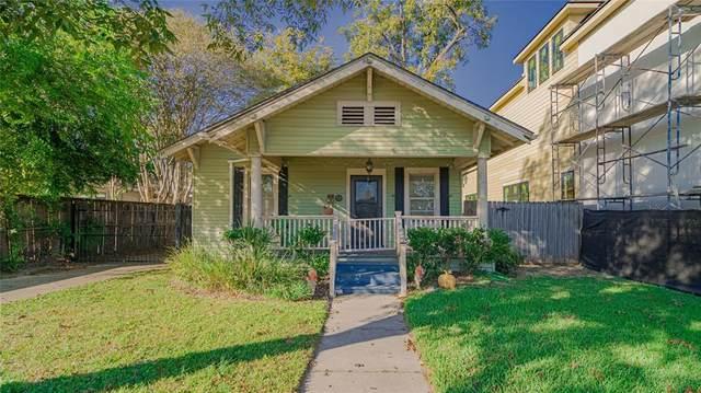 743 E 6th 1/2 Street, Houston, TX 77007 (MLS #76420787) :: Michele Harmon Team