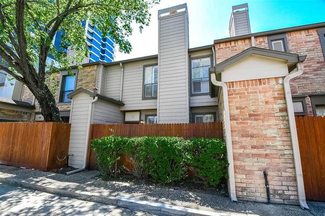 1201 Mcduffie Street #197, Houston, TX 77019 (MLS #76427287) :: Connect Realty