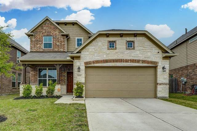 15011 Breezy Forest Lane, Cypress, TX 77433 (MLS #76427833) :: The Sansone Group
