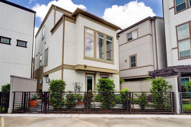 3523 Napavine Lane, Houston, TX 77008 (MLS #76429348) :: Texas Home Shop Realty