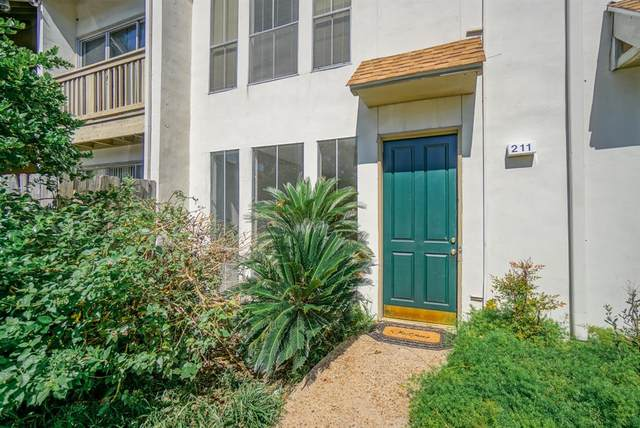 2100 Tanglewilde Street #211, Houston, TX 77063 (MLS #76440766) :: Caskey Realty