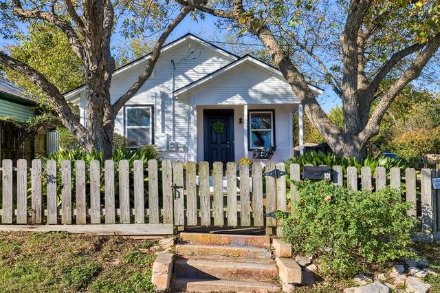 301 N Austin Street, Brenham, TX 77833 (MLS #76452878) :: Texas Home Shop Realty