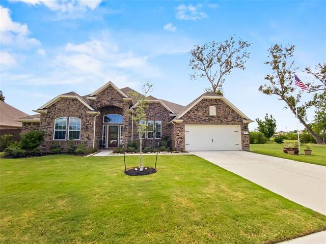413 Bentwood Way, Clute, TX 77531 (MLS #76454557) :: The Heyl Group at Keller Williams