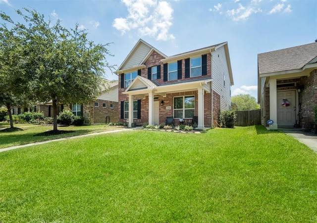 17242 Pecos Park Lane, Humble, TX 77346 (MLS #76456862) :: The Heyl Group at Keller Williams