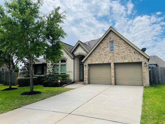 13312 Paxton Hill Court, Pearland, TX 77584 (MLS #7645702) :: Michele Harmon Team