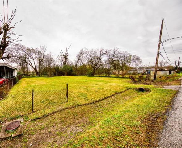 0 Angus Street, Houston, TX 77028 (MLS #76457548) :: Texas Home Shop Realty