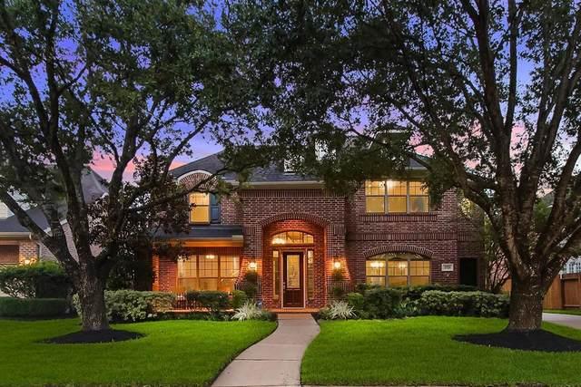 5731 Brennan Ridge Lane, Katy, TX 77450 (MLS #76464024) :: The Freund Group