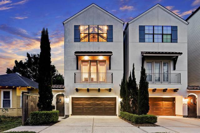 1713 Shearn Street, Houston, TX 77007 (MLS #76464754) :: The Heyl Group at Keller Williams