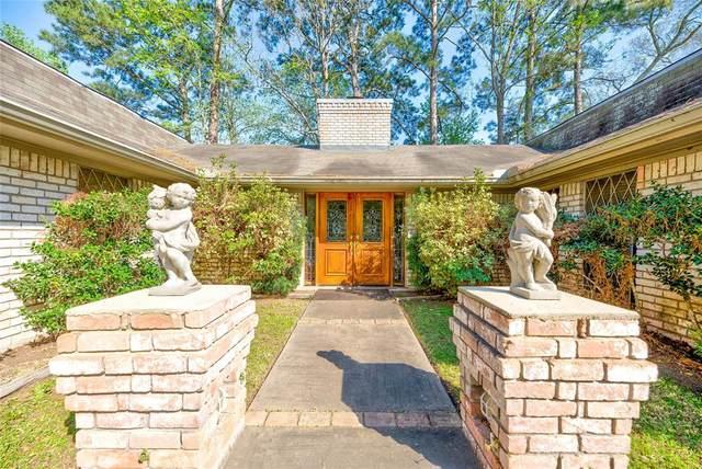 464 West Lake Drive N, Livingston, TX 77351 (MLS #76466450) :: Bray Real Estate Group