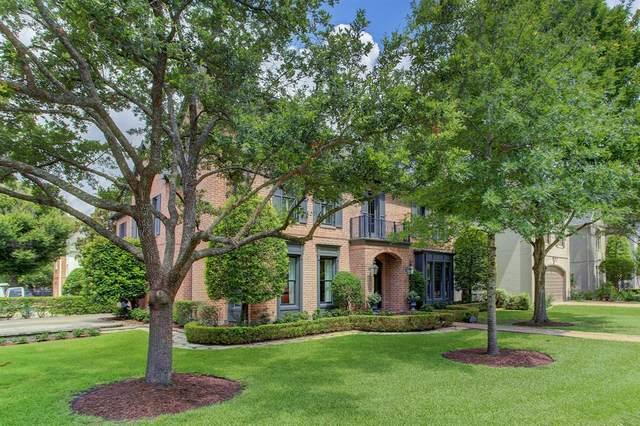 22 E Broad Oaks Drive, Houston, TX 77056 (MLS #76509386) :: The Wendy Sherman Team