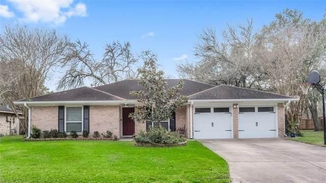 5306 Carmona Lane, Pearland, TX 77584 (MLS #76513454) :: Christy Buck Team