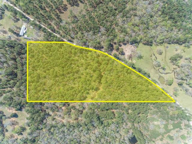 00 Old Chapel Rd, Dodge, TX 77334 (MLS #7651358) :: The Home Branch