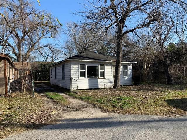 7723 Avenue K, Houston, TX 77012 (MLS #76519809) :: Caskey Realty