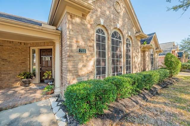 722 Silver Creek Circle, Richmond, TX 77406 (MLS #76520966) :: The Home Branch